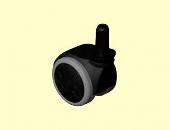 Kołko śr.50-N śr.8 z tulejką długą i z gumą (opcja z hamulcem)